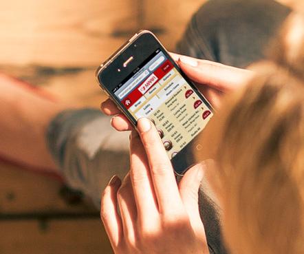 Extra lojalitetspoäng på mobilen